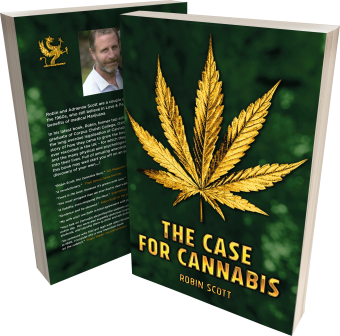 THE CASE FOR CANNABIS BOOK