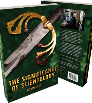 THE SIGNIFICANCE OF SCIENTOLOGY BOOK